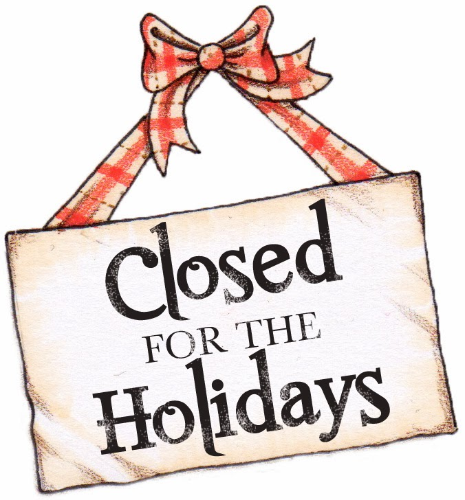 Office Closed Signs For Holidays 2020 Christmas CLOSED FOR THE HOLIDAYFrank Lloyd Wright's Allen House